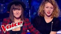 Kyo – Le chemin | Natacha Andreani VS Cloé | The Voice France 2014 | Battle