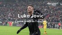 Ligue Europa : Luka Jovic, l'arme fatale de Francfort