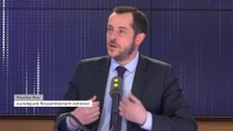 """Européennes : Nicolas Bay ne veut """"ni un super-État, ni un super-marché"""""""