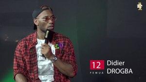 FEMUA 12_Interview Didier Drogba