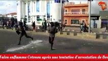 Patrice Talon enflamme Cotonou après une tentative d'arrestation de Boni yayi