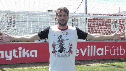 Noticias Sevilla FC | Mudo Vázquez Habla de las Opciones
