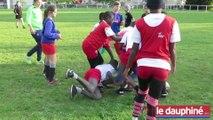 Grenoble : rendez-vous en terre inconnue, ici, pour 11 jeunes rugbymen de Ouagadougou