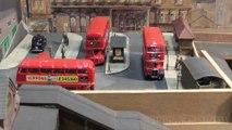 Réseau ferroviaire «Thornbury Hill» avec des trains miniatures britanniques - Une vidéo de Pilentum Télévision sur le modélisme ferroviaire avec des trains miniatures
