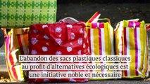 """Les sacs """"biodégradables"""" ne le sont pas vraiment"""