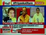 Gathbandhan-Congress contradict each other; Priyanka Gandhi U-turn, we field strong candidates