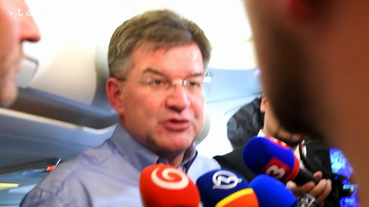 M. Lajčák: Do Bieleho domu sa snaží dostať každý, nám sa to podarilo