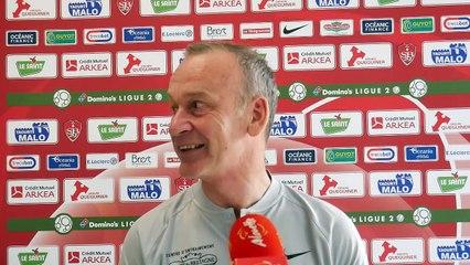 Béziers - Brest | Conférence de presse d'avant-match