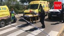 Heridas una mujer y su hija al ser atropelladas cerca de Xanadú