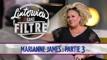 Marianne James explique pourquoi elle est célibataire...