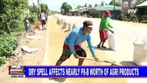 Dry spell affects nearly P8-B worth of agri products
