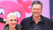 Ellen DeGeneres Gives Blake Shelton And Gwen Stefani A Proposal Countdown Clock