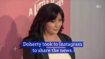 Shannen Doherty Will Be A Part Of 90210 Spinoff