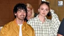 Sophie Turner And Joe Jonas Get Married At A Chapel In Vegas