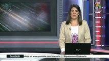 teleSUR Noticias: Trabajadores del mundo reivindican sus derechos
