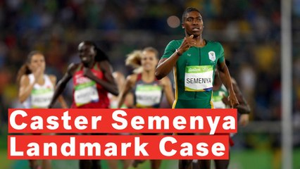 Transgender Athlete Speaks Out Against Caster Semenya Landmark Appeal Loss