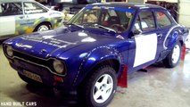 1974 Ford Escort RS 2000 # FIA Group 2 Historic Rally Car Low Budget Restoration Project