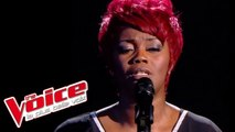 Serge Lama – Je suis malade   Stacey King   The Voice France 2014   Quarts de finale