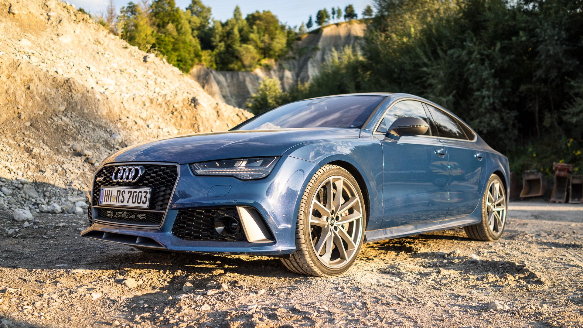 Audi RS7 Performance – Der Über-Audi