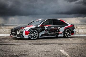 Die ultimative Waffe für die Überholspur - MTM Audi S8 Talladega R