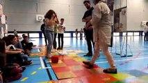 A La Comète, près de 500 écoliers s'essaient à la citoyenneté