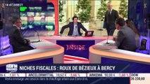 Les insiders (2/2): Roux de Bézieux à Bercy pour discuter des niches fiscales - 02/05