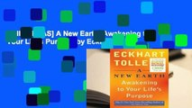 [GIFT IDEAS] A New Earth: Awakening to Your Life's Purpose by Eckhart Tolle