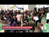 Se intoxican menores durante festejos del Día del Niño | Noticias con Ciro Gómez Leyva