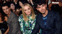 Joe Jonas and Sophie Turner Got Married Last Night in Las Vegas. Here's How Much the Power Couple Is Now Worth
