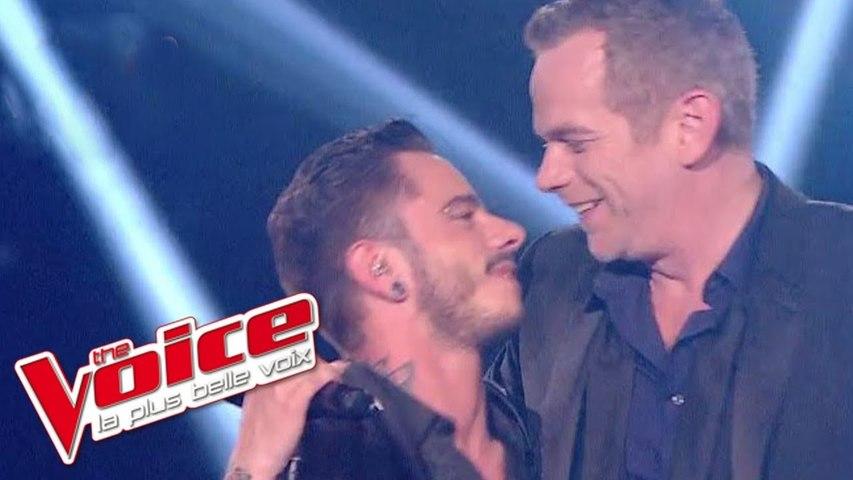 Joe Cocker – With a Little Help From My Friends  Maximilien Philippe & Garou  The Voice 2014  Finale