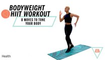 This Body-Weight Workout is Perfect for Small Spaces