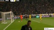 Luka Jovic Goal 1 - 0 (Full Replay)