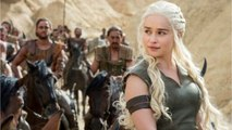 """Emilia Clarke Says """"Find The Biggest TV You Can"""" For Episode Five Of 'Game Of Thrones' Final Season"""