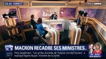 Emmanuel Macron recadre ses ministres