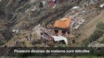 Bolivie: important glissement de terrain près de La Paz