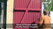 Tyrion's tipple: French winemaker creates 'Dornish Wine'