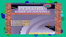 Full version  Pediatric Care Planning (Springhouse Care Planning Series)  Best Sellers Rank : #1