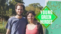 Young Green Heroes: Closer together, closer to the Earth