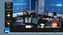 France Bleu Azur Matin du vendredi 03 mai 2019