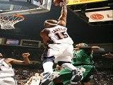 Vince Carter super slam dunk to Boston 01-11-08