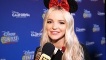 Dove Cameron Admits Working With Boyfriend Thomas Doherty Is the Best!