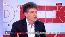 Christophe Castaner « est dans une situation de pression énorme », défend Pascal Durand