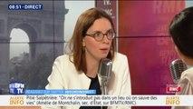 """Amélie de Montchalin sur le Brexit: """"Il faut que les anglais règlent cette question eux-mêmes"""""""