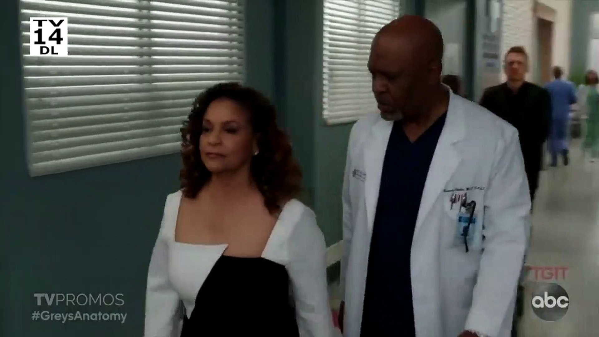 Grey's Anatomy - bande-annonce de l'épisode 15x24 - Promo 'Drawn to the Blood' (