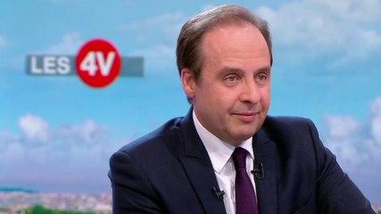 Jean-Christophe Lagarde - France 2 vendredi 3 mai 2019