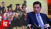 Cabinet to focus on graduates' qualifications and skills mismatch in job market, says Azmin