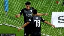 Coupe de l'Emir : doublé et passe de Bounedjah vs Al Gharafa