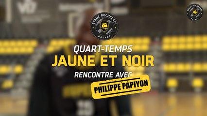 Quart-temps Jaune et Noir - Philippe Papiyon