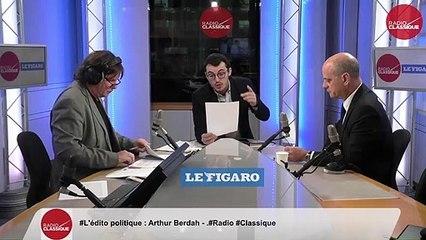 """""""C'est une forme d'intimidation que de m'attaquer en diffamation, une intimidation à laquelle je ne céderai pas"""" Jean-Michel Blanquer (03/05/19)"""