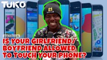 VOX POP: Is your girlfriend/ boyfriend allowed to touch your phone?